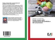 Capa do livro de Gelato: Analisi delle caratteristiche del prodotto e del consumatore