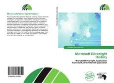 Microsoft Silverlight History的封面