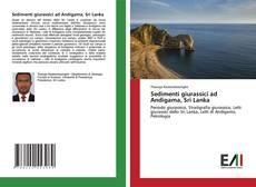 Buchcover von Sedimenti giurassici ad Andigama, Sri Lanka