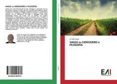 SAGGI su EIDEGGERO e FILOSOFIA kitap kapağı