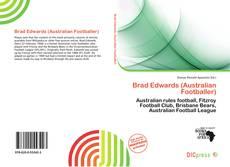 Bookcover of Brad Edwards (Australian Footballer)