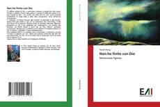 Buchcover von Non ho finito con Dio