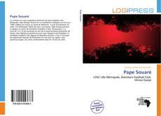 Pape Souaré kitap kapağı