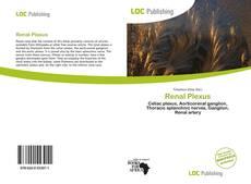 Bookcover of Renal Plexus