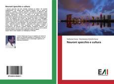 Copertina di Neuroni specchio e cultura