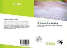 Couverture de Orthognathic Surgery
