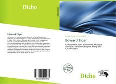 Bookcover of Edward Elgar