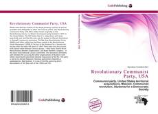 Bookcover of Revolutionary Communist Party, USA