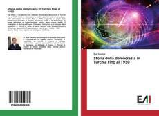 Capa do livro de Storia della democrazia in Turchia Fino al 1950