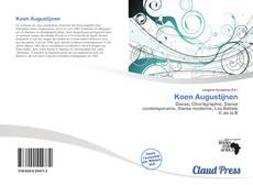 Portada del libro de Koen Augustijnen