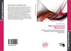 Bookcover of New Communist Movement