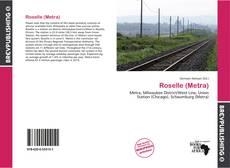 Capa do livro de Roselle (Metra)