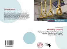 Capa do livro de McHenry (Metra)