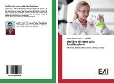 Un libro di testo sulla lubrificazione kitap kapağı