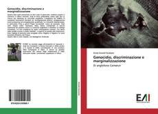 Capa do livro de Genocidio, discriminazione e marginalizzazione