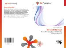 Portada del libro de Mourad Beleksir