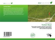 Torben Boye的封面