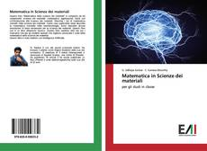 Matematica in Scienze dei materiali kitap kapağı
