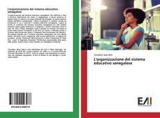 Portada del libro de L'organizzazione del sistema educativo senegalese