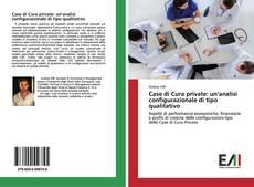 Copertina di Case di Cura private: un'analisi configurazionale di tipo qualitativo