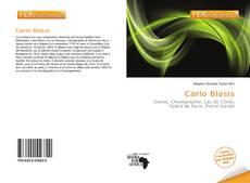 Carlo Blasis kitap kapağı