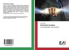 Buchcover von Economia europea