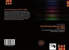 Bookcover of Jeux Paralympiques d'Été de 1988