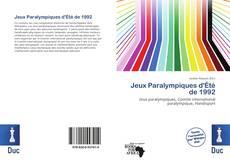 Bookcover of Jeux Paralympiques d'Été de 1992