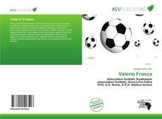 Valerio Frasca kitap kapağı