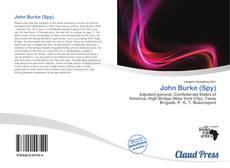 John Burke (Spy)的封面