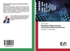 Portada del libro de Prontezza della sicurezza informatica dell'e-Governance