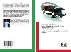 Copertina di Insetti decompositori: Ruolo dell'ecosistema