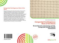 Bookcover of Congenital Cartilaginous Rest of the Neck