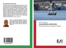 Обложка Sostenibilità ambientale