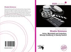 Bookcover of Shadia Simmons
