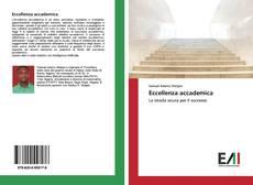 Bookcover of Eccellenza accademica