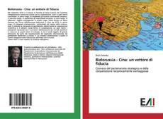 Copertina di Bielorussia - Cina: un vettore di fiducia