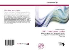Portada del libro de 2012 Tour Down Under