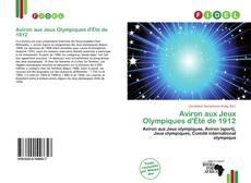 Bookcover of Aviron aux Jeux Olympiques d'Été de 1912