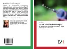 Buchcover von Analisi clinica e immunologica