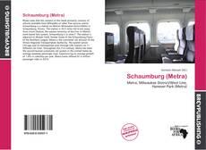 Capa do livro de Schaumburg (Metra)