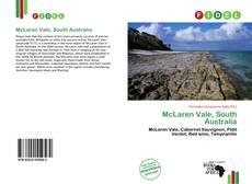 Обложка McLaren Vale, South Australia