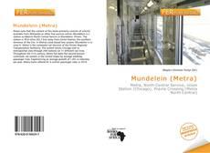 Capa do livro de Mundelein (Metra)