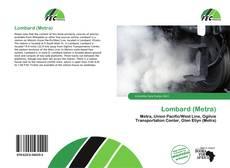 Capa do livro de Lombard (Metra)