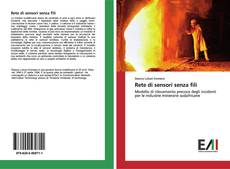 Capa do livro de Rete di sensori senza fili