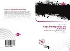 Bookcover of Copa Da Republica De Ciclismo