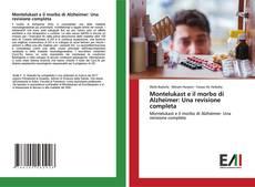 Montelukast e il morbo di Alzheimer: Una revisione completa kitap kapağı