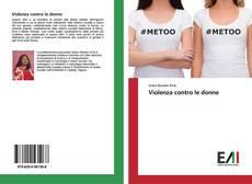 Bookcover of Violenza contro le donne