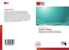 Capa do livro de Jürgen Klopp