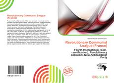Bookcover of Revolutionary Communist League (France)